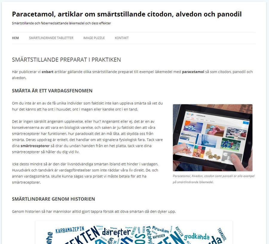 om_oss-paracetamol_artiklar